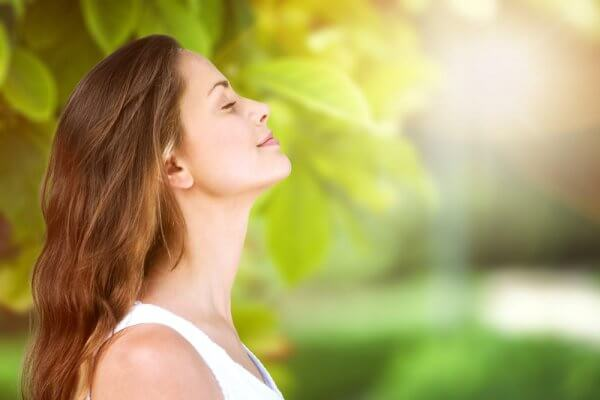 La diminution des affections respiratoires