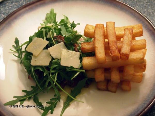 alimentation saine grâce à la friteusse sans huile