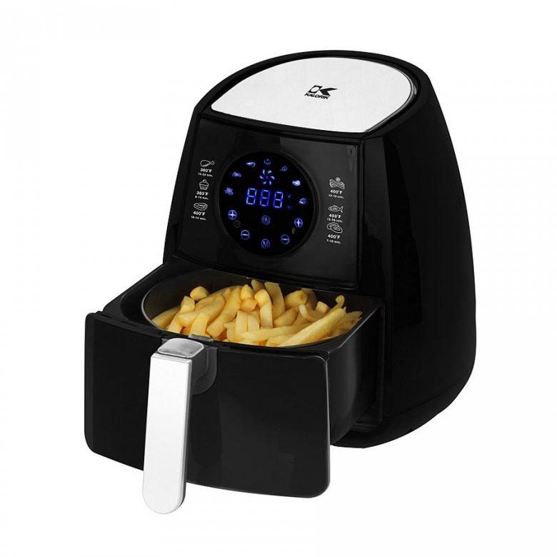 cuisiner sainement avec friteuse sans huile