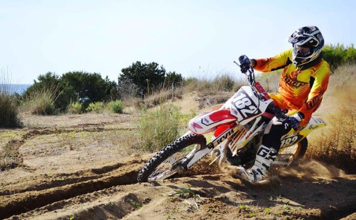 motocross extrême vitesse