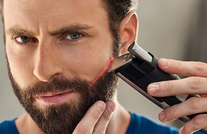 port de barbe