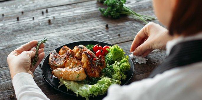 Manger des repas riches en fer