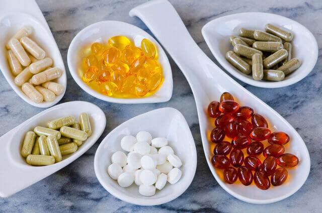 Prendre des compléments alimentaires pour moins souffrir