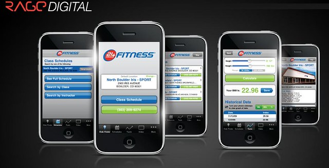 applications mobiles sport