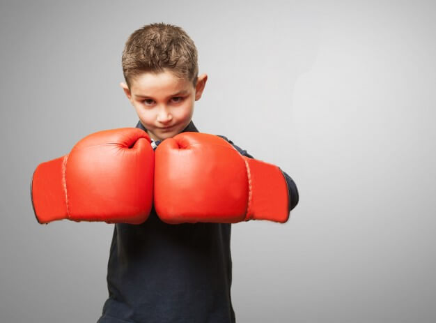 boxe pour enfant