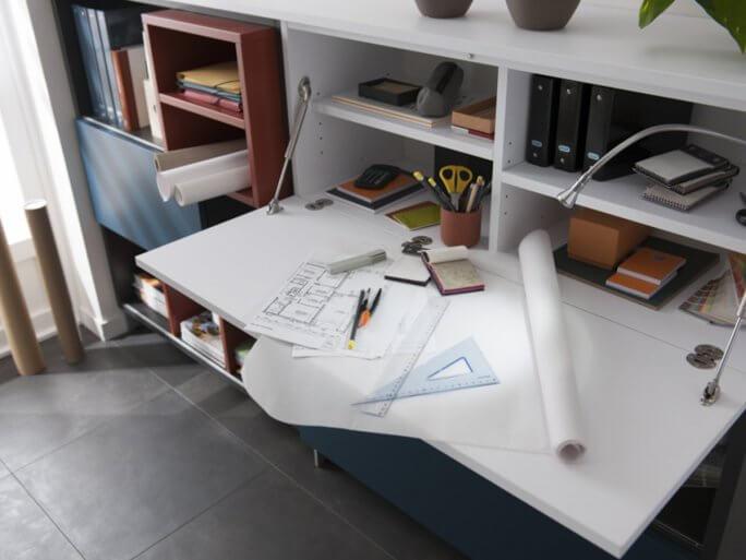 Réussir l'aménagement de son bureau avec un organisme de prêt